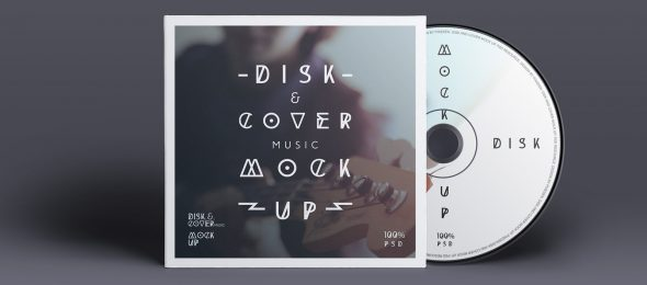 Disk cover