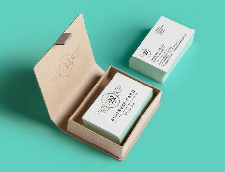 Card-in-a-box