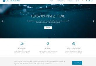 Fluida Plus Theme